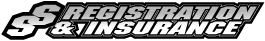 Registration and Insurance made easy Logo